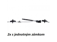 2ks Nosič bicyklov Thule ProRide 591 (jednotný zámok)